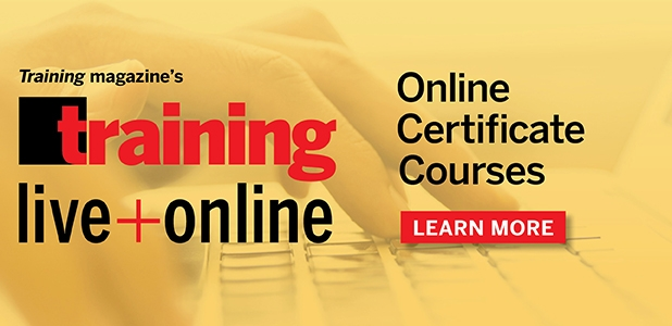 Training Live + Online Certificate Courses