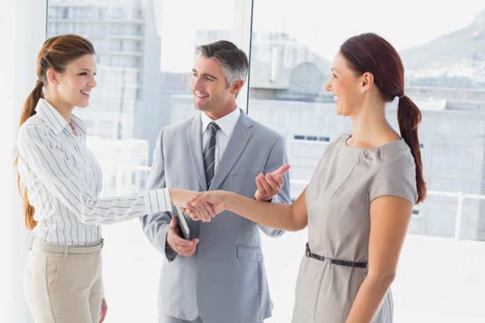 How to make a powerful first impression- training magazine