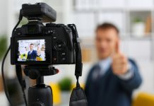tips to help you feel more confident about being on camera